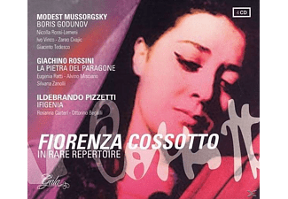 Fiorenza Cossotto - In Rare Repertoire - (CD)