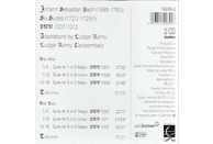 Ludger Remy - Six Suites, Bwv 1007-1012 [Doppel-cd] [CD]