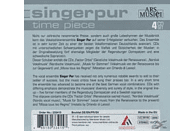 Singer Pur - Time Piece [CD]