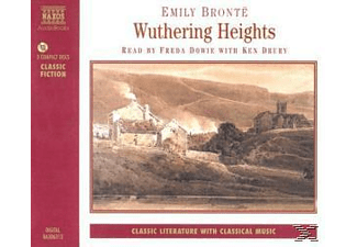 WUTHERING HEIGHTS - 3 CD - Literatur/Klassiker