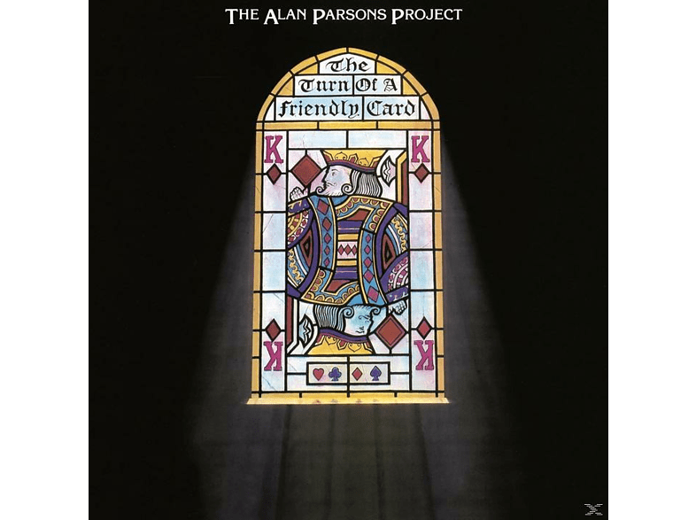 The Alan Parsons Project - The Turn Of A Friendly Card [Vinyl]