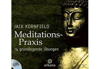 Meditations-Praxis - 2 CD - Entspannung/Meditation/Wellness