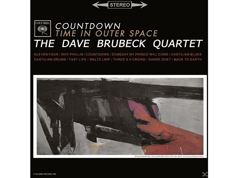 Dave Brubeck - Countdown: Time In Outer Space [Vinyl]