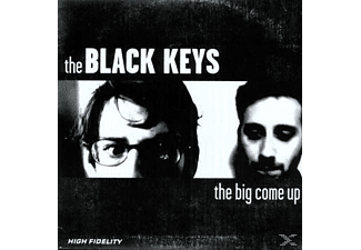 The Black Keys - The Big Come Up-180 Gram - (Vinyl)