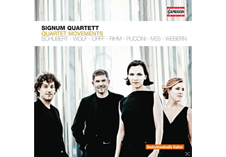 Signum Quartett - Quartet Movements - (CD)