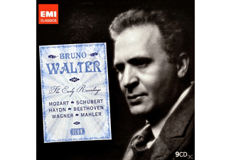 Wiener Philharmoniker - Icon: Bruno Walter - (CD)