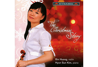 Hyun-sun Kim, Bin Huang - The Christmas Story - (CD)