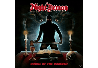 Night Demon - Curse Of The Damned - (CD)
