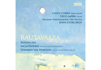 Colin Currie, Helsinki Philharmonic Orchestra, Mork Truls - Cellokonzert 2/Modificata/Incantations - (CD)