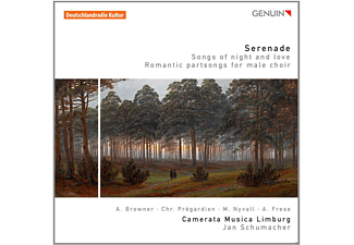 Camerata Musica Limburg, VARIOUS - Serenade: Songs Of Night And Love. Romantic Partsongs For Male Choir - (CD)