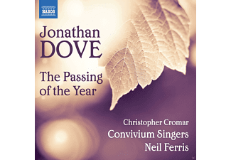 Christopher Cromar, Convivium Singers - The Passing of the Year - (CD)