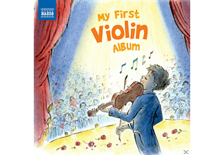 VARIOUS - My First Violin Album - (CD)