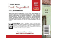 Nicholas Boulton - David Copperfield - (CD)