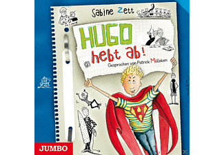 Hugo hebt ab! - (CD)