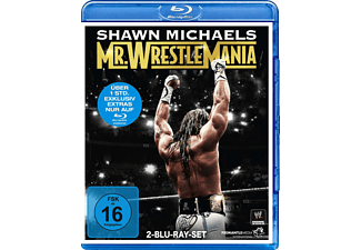 Shawn Michaels - Mr. Wrestlemania - (Blu-ray)
