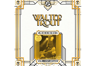 Walter Trout - Live, No More Fish Jokes-25th An.Lp1 [Vinyl]