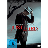 Justified - Staffel 5 [DVD]