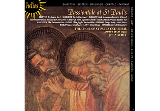 John Scott, The Chor of Saint Paul s cathedral, Andrew Lucas - Passiontide at St Paul's - (CD)