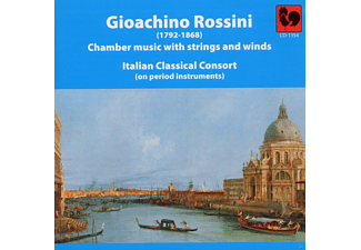 Italian Classical Consort - Chamber music with strings and winds - (CD)