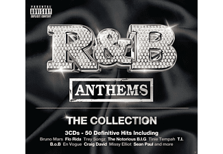 VARIOUS - R&B Anthems - The Collection - (CD)