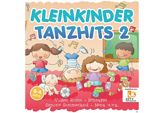 VARIOUS - Kleinkinder Tanzhits 2 - (CD)