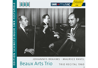 Beaux Arts Trio - Trio Recital 1960 - (CD)