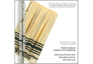 Netherlands Chamber Choir, Gilad Nezer - Tehilim - Psalms Between Judaism And Christianity - (CD)