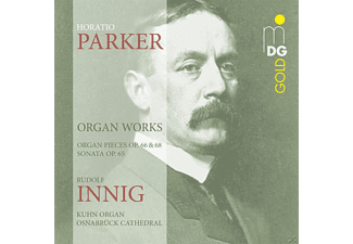 Rudolf Innig - Organ Works - (CD)