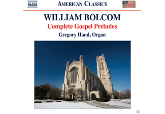 Gregory Hand - Complete Gospel Preludes - (CD)