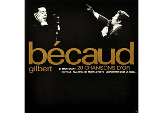 Gilbert Bécaud - 20 Chanson d'Or CD