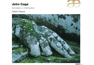 Cedric Pescia - John Cage: Sonates And Interludes - (CD)