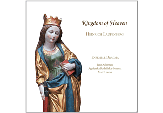 Ensemble Dragma - Kingdom Of Heaven - (CD)
