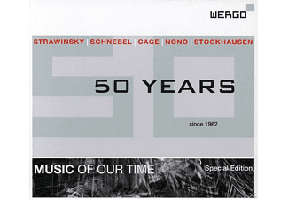 VARIOUS - 50 Jahre - (CD)