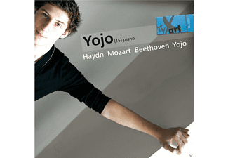 Yojo Christen - Yojo, 15 Piano: Klavierwerke - (CD)