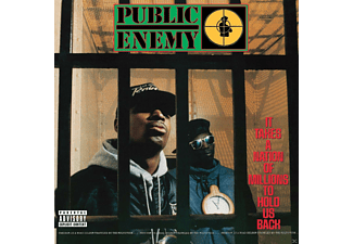 Public Enemy - It Takes A Nation Of Millions To Hold Us Back - (CD + DVD)