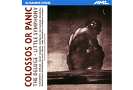 Hilary Summers, Claire Booth, BBC Symphony Orchestra, Schonberg Ensemble, Asko Ensemble, Birmingham Contemporary Music Group - The Deluge/Colossos Or Panic/Little Symphony [CD]