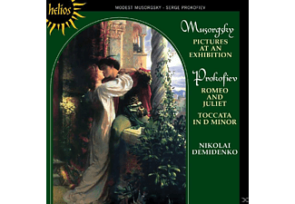 Nikolai Demidenko - Pictures At An Exhibition - Romeo And Juliet - (CD)