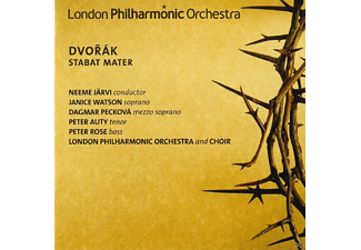 The London Philharmonic Orchestra - Stabat Mater - (CD)