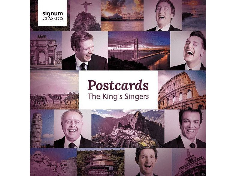 The King's Singers - Postcards [CD]