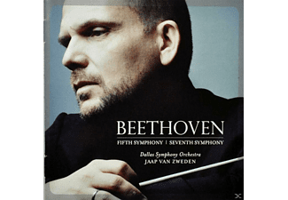 Dallas Symphony Orchestra - Beethoven: Fifth Symphony/Seventh Symphony - (CD)