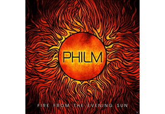 Philm - Fire From The Evening Sun - (Vinyl)