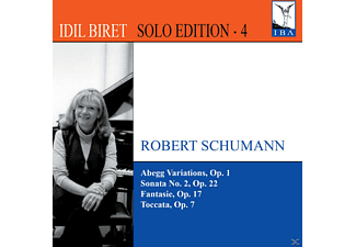 Idil Biret - Solo Edition Vol. 4 - (CD)