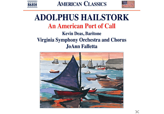 Virginia Symphony Orchestra - An American Port of Call - (CD)