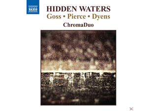 Chromaduo - Hidden Waters - (CD)
