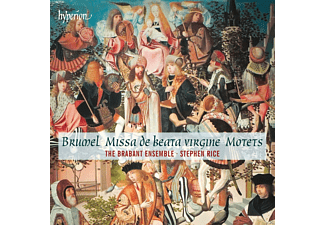 The Brabant Ensemble - Missa de beata virgine / Motets - (CD)