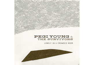 Pegi Young & The Survivors - Lonely In A Crowded Room - (Vinyl)