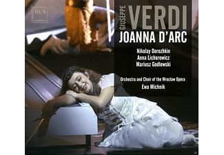 Nikolay Dorozhkin, Anna Lichorowicz, Mariusz Godlewski, Orchestra and Choir of the Wroclaw Opera - Joanna D'Arc - (CD)