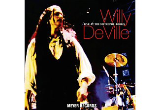 Willy Deville - Live At The Metropol-Berlin [Vinyl]