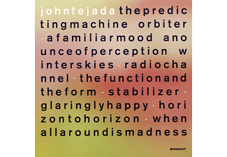 John Tejada - The Predicting Machine - (LP + Bonus-CD)