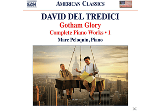 Mark Peloquin - Gotham Glory - Complete Piano Works, Vol. 1 - (CD)